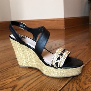 Wedges by Fergie size 9 US